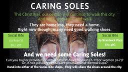 CARING SOLES
